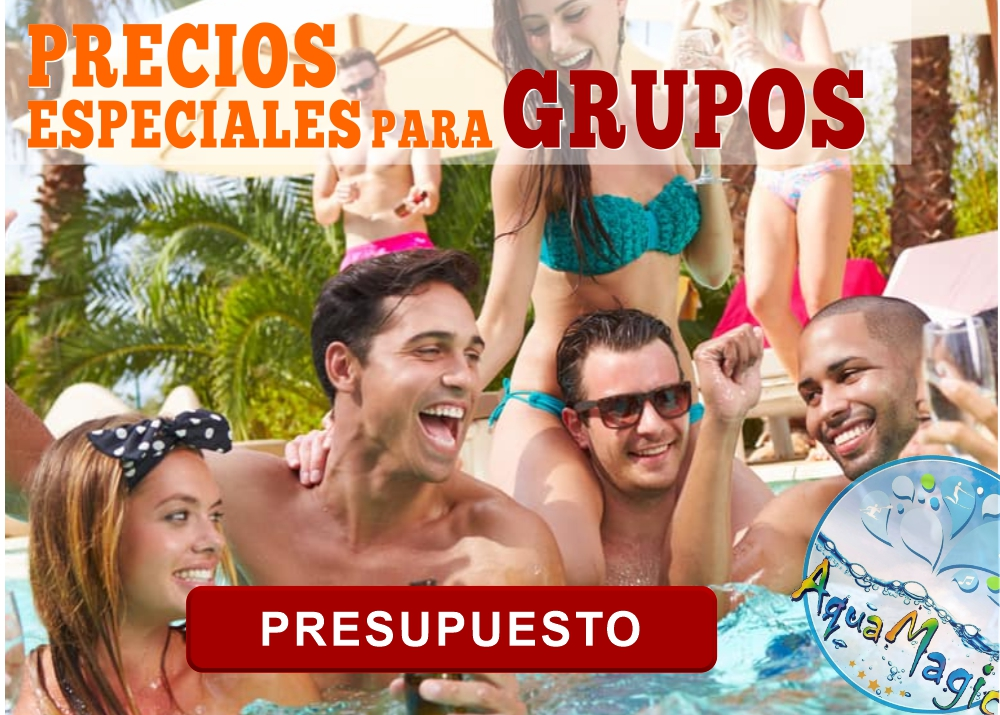 Grupos Los Angeles de San Rafael | AquaMagic | Water Sports